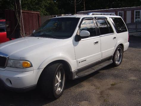 2001 lincoln navigator overview cargurus