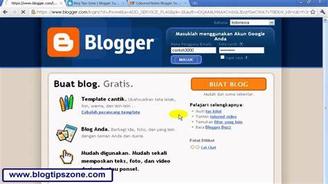 cara membuat blog youtube cara membuat blog 2 cara mengganti template youtube
