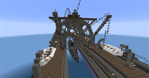 minecraft ww1 boat ww1 u boat salvage tug s m s vulkan minecraft project