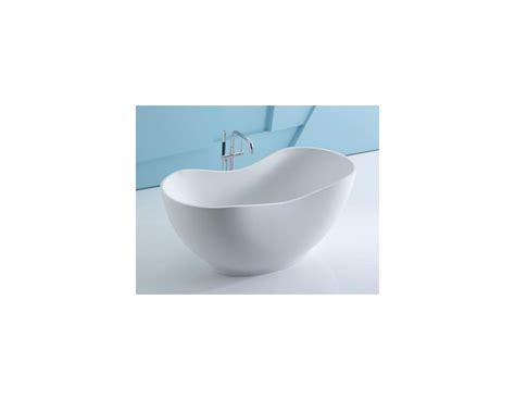 Kohler Freestanding Bathtub by Kohler K 1800 Hw1 Honed White Abrazo Collection 66