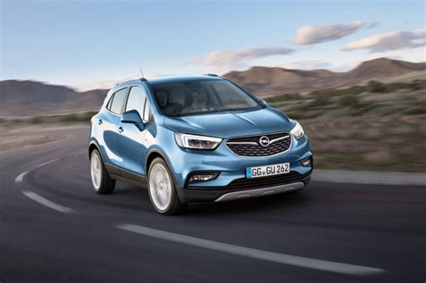 opel uae 2017 opel mokka x launches in uae gm authority
