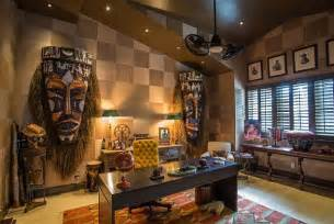 Exotic Home Interiors by African Inspired Interior Design Ideas
