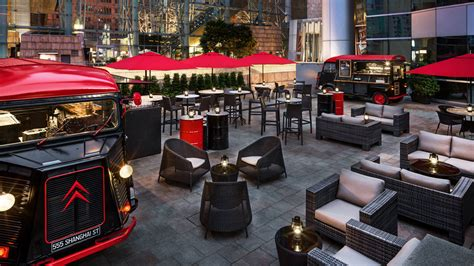 The Garage Restaurant The Garage Bar Cordis Hong Kong Hong Kong Luxury Hotel