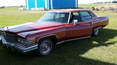 1976 Cadillac Fleetwood Talisman For Sale by Barry Betty Pippin Auction Sale 1976 Cadillac Fleetwood