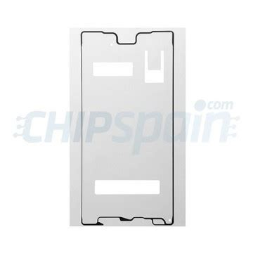 Jual Earphone Xperia Z5 E6683 E6653 Original 1 front housing adhesive for sony xperia z5 e6603 e6653