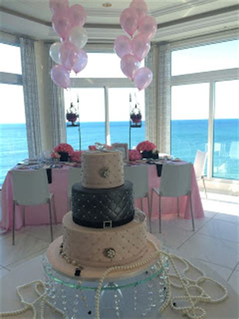 dreamark events bridal shower with coco themed