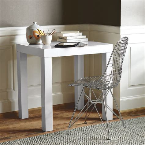 West Elm Parson Desk by Parsons Mini Desk West Elm Indoors