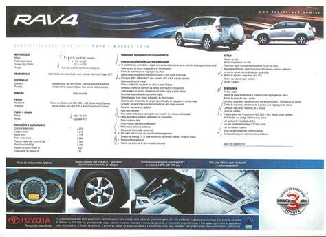 Toyota Brochures 2011 Toyota Rav4 Brochure
