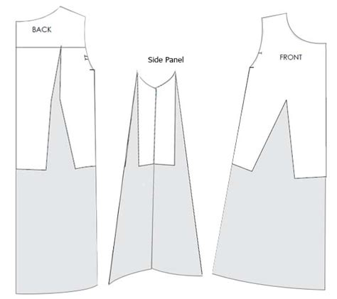 dress pattern making courses design maternity dress pattern diy sketch to pattern