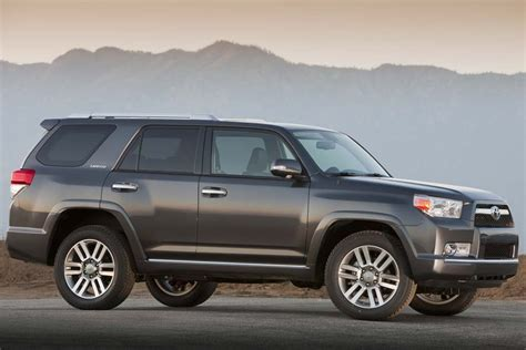 2011 Toyota 4 Runner 2011 Toyota 4runner Review Specs Pictures Price Mpg