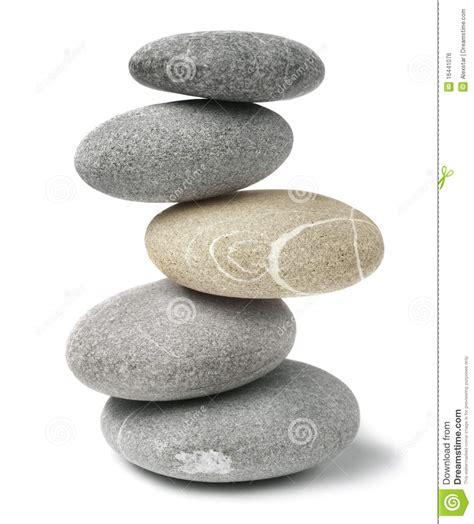 Steine Aufeinander Gestapelt by Gestapelte Steine Stockfoto Bild Felsen Stein
