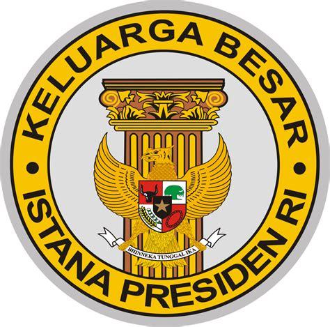 Stiker Timbul Keluarga Besar Tni Al Biru lambang stiker istana presidan ri kumpulan logo indonesia