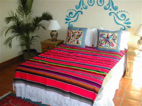 mexican bedroom mexican jewel house ajijic rental in ajijic mexico