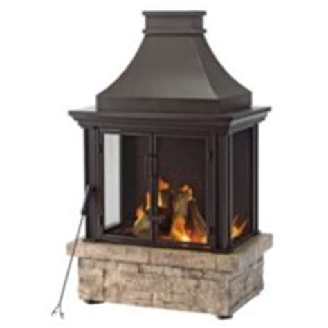 for living bedford outdoor fireplace canadian tire