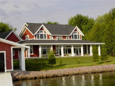 Lake Homes For Sale by 5 Most Expensive Homes For Sale On Lake Wisconsin