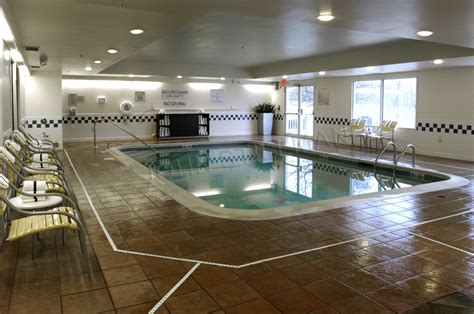 indoor heated pool fairfield inn kalamazoo west mi 2018 hotel review