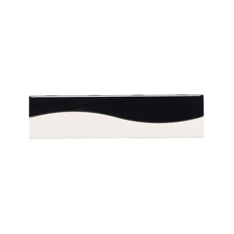 2 In 1 Multi Black daltile modern dimensions 2 in x 8 in multi black eclipse ceramic accent wall tile