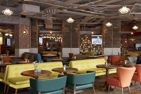 retro interior design cafe london vintage inspirations picturehouse central london