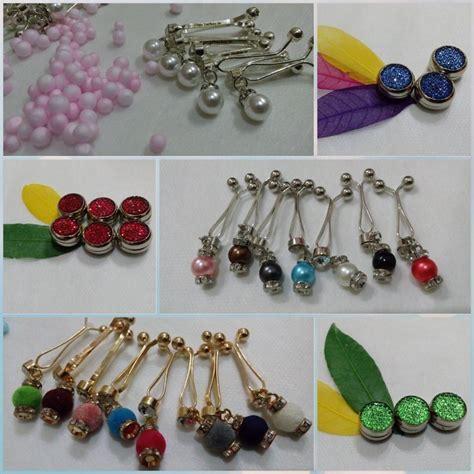 pin magnet jilbab accesories muslim