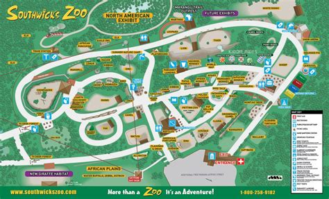 national zoo map national zoo map images