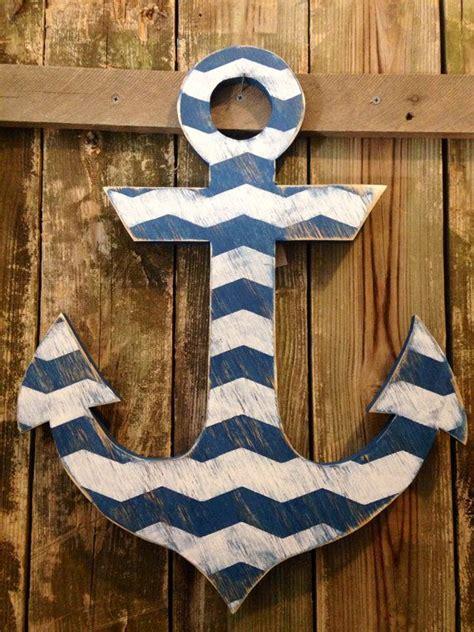 anchor home decor wall decor 20 ideas for wooden anchor wall decor wooden