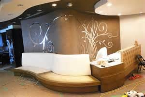 Interior Wall Decoration Ideas Decorative Interior Wall Show Room Design Mirror Artsigns Interiors
