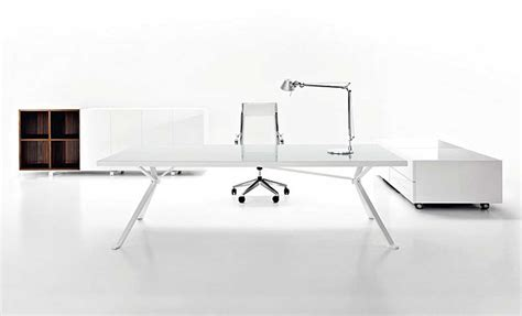 modern white office desk modern executive furniture white office white