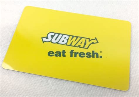 5 Subway Gift Cards - 2016 season of giving day 5 5 subway gift card the impulsive buy