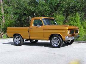 1972 Ford F100 1972 Ford F 100 Pictures Cargurus