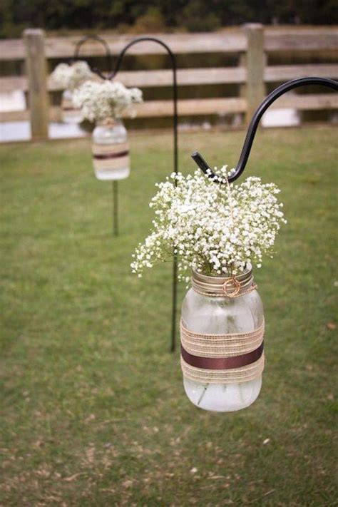Wedding Arch With Jars by 25 Best Ideas About Jar Weddings On