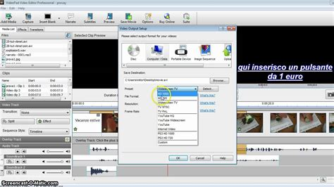 tutorial a videopad tutorial 6 video editing con videopad youtube