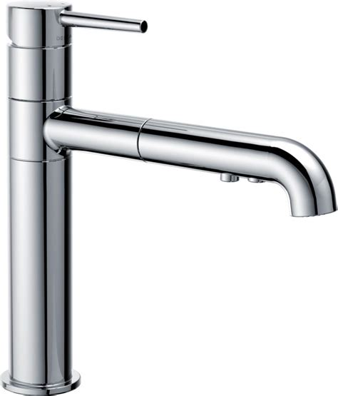 delta kitchen faucet warranty faucet com 4159 dst in chrome by delta