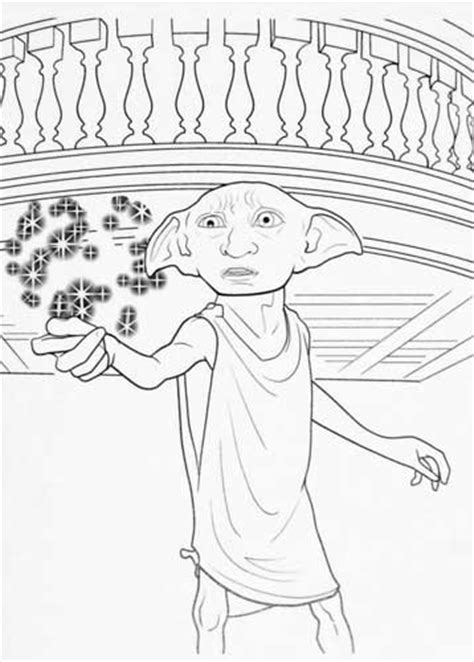 harry potter dobby coloring pages harry potter coloring kit for the love of harry