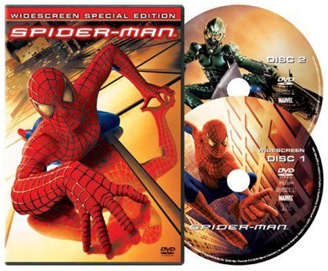 spiderman dvd collection trl images