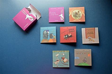 minilibros imperdibles 1 8484643069 abracitos de papel minilibros imperdibles ed kalandraka