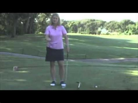 how to cure a shank golf swing anne cain how to cure the shank golf tips youtube