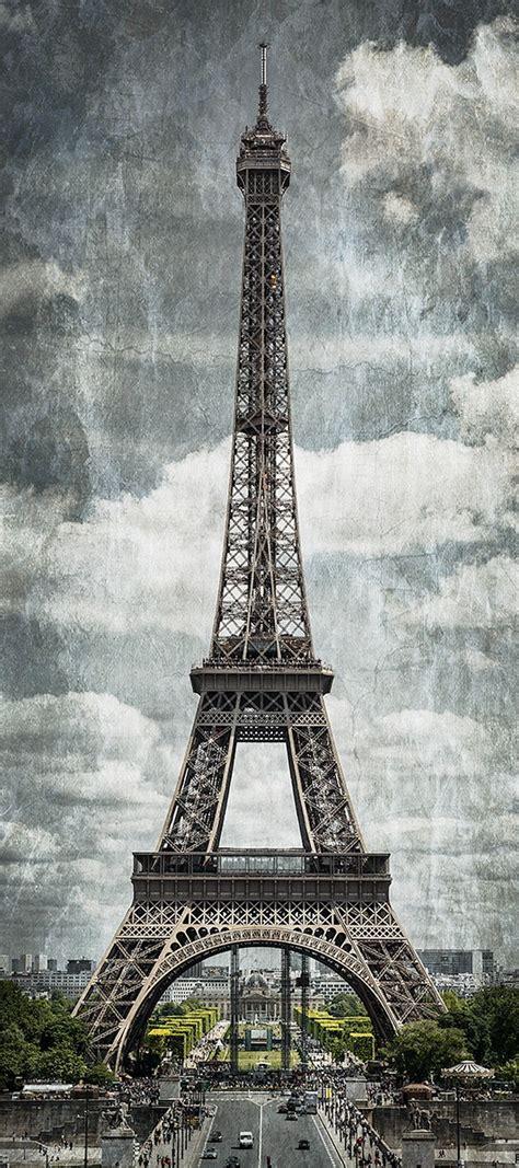 imagenes de la torre eiffel en blanco y negro cuadro torre eiffel par 237 s n 186 04