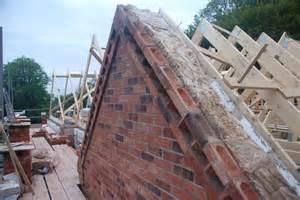 Corbelled Brickwork Trussed Up Ecobodger