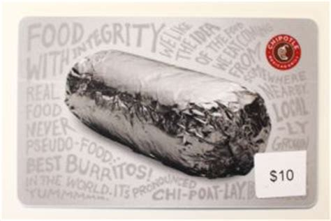 Chipotle Online Gift Card - foothill technology high school in ventura ca chipotle 10 gift card online