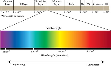 electromagnetic spectrum visible light is it safe to look at infrared leds biology