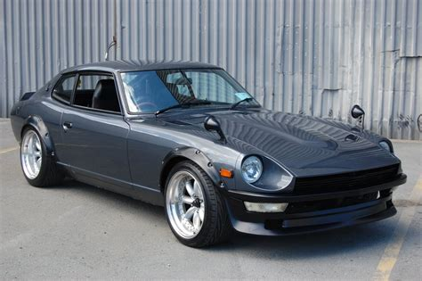 classic nissan nissan 280z old cool