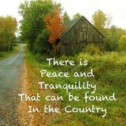 good quotes about country life quotesgram