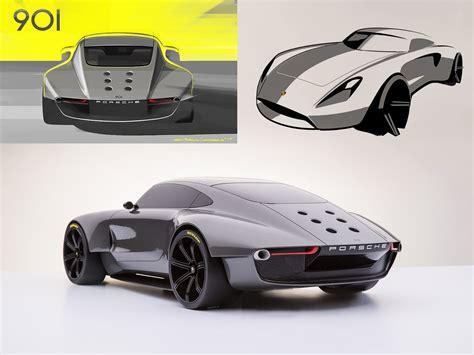 porsche 901 concept porsche 901 concept en designerdr 246 m