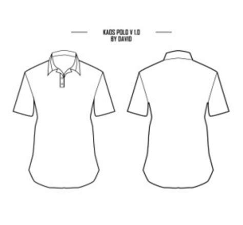 layout design kaos template layout psd baju seragam kerja dan kaos polo