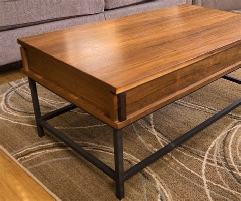 How To Make A Coffee Table With Lift Top 13 How To Coffee Table