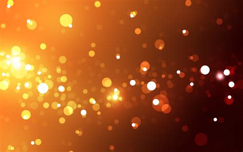 orange lights abstract hq wallpapers and pictures