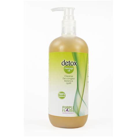 Premassage Detox detox pre blended purple