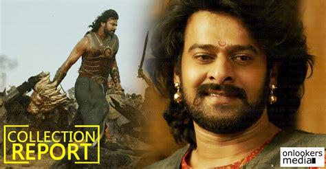 baahubali kerala box office prabhas movie performs well kerala box office baahubali 2 collection report 21 days