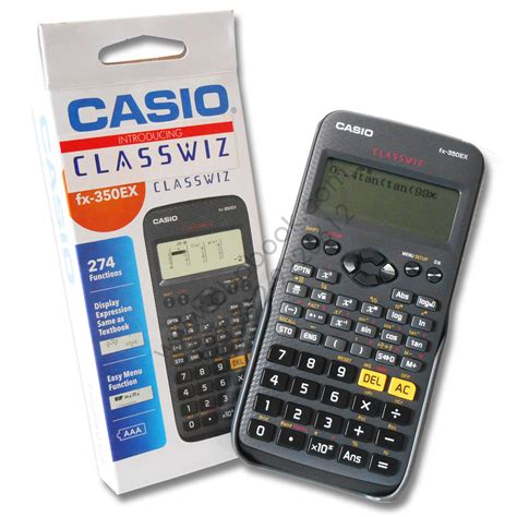 casio calculator casio scientific calculator fx 350ex classwiz original