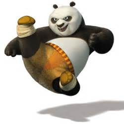kung fu panda dances fat